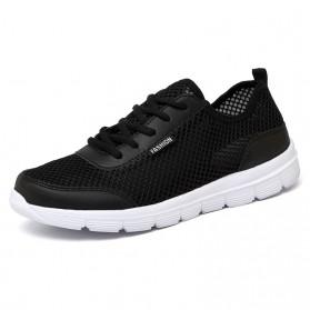 Sepatu Olahraga Kasual Size 35 - Black - 2