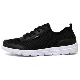 Sepatu Olahraga Kasual Size 35 - Black - 3