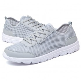 Sepatu Olahraga Kasual Size 38 - Gray - 1
