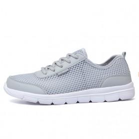 Sepatu Olahraga Kasual Size 38 - Gray - 3
