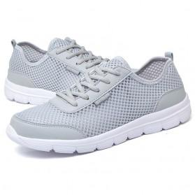 Sepatu Olahraga Kasual Size 39 - Gray