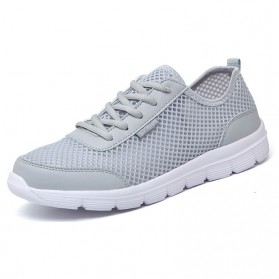 Sepatu Olahraga Kasual Size 39 - Gray - 2