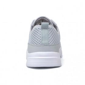 Sepatu Olahraga Kasual Size 39 - Gray - 5