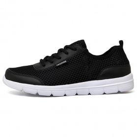 Sepatu Olahraga Kasual Size 41 - Black - 3