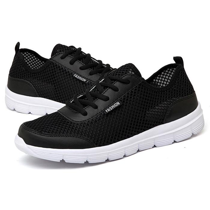 Sepatu Olahraga Kasual Size 43 - Black - JakartaNotebook.com 606611e01e
