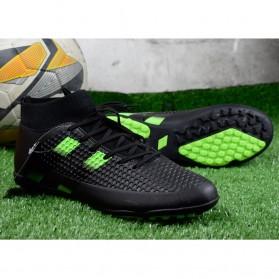 Sepatu Olahraga Futsal Indoor Pria Size 39 - Black - 5