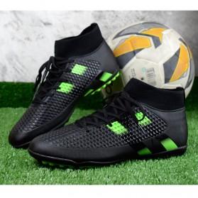 Sepatu Olahraga Futsal Indoor Pria Size 39 - Black - 6
