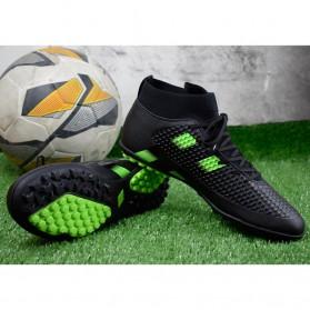 Sepatu Olahraga Futsal Indoor Pria Size 39 - Black - 7