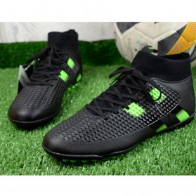 Sepatu Olahraga Futsal Indoor Pria Size 39 - Black - 8