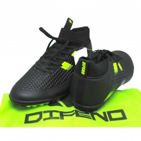 Sepatu Olahraga Futsal Indoor Pria Size 40 - Black - 2