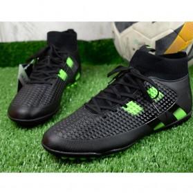 Sepatu Olahraga Futsal Indoor Pria Size 44 - Black - 8