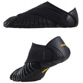 Vibram Furoshiki Sepatu Slip On Running Wrap Sneaker Size 40-41 (OEM) - Black