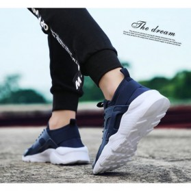 Sepatu Sneaker Huarache NMD EQT Sporty Size 37 - Black - 6