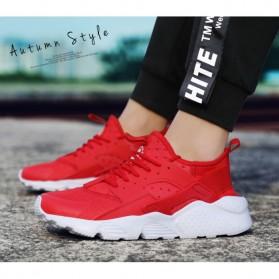 Sepatu Sneaker Huarache NMD EQT Sporty Size 38 - Black - 4