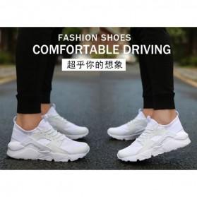 Sepatu Sneaker Huarache NMD EQT Sporty Size 38 - Black - 8