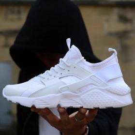 Sepatu Sneaker Huarache NMD EQT Sporty Size 39 - Black - 7