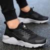 Sepatu & Sandal Wanita Model Terbaru - Sepatu Sneaker Huarache NMD EQT Sporty Size 43 - Black