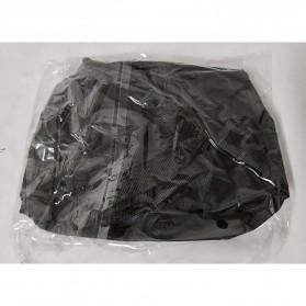 Hengreda Sport Tas Pinggang Selempang Waistbag Pria dan Wanita - TM572 - Black - 8