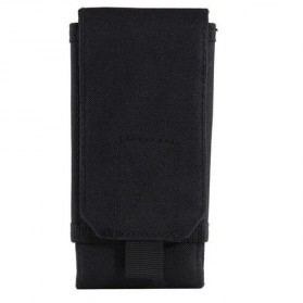 Tas Holster Tactical Outdoor Smartphone 6 Inch - BW2503458 - Black - 2