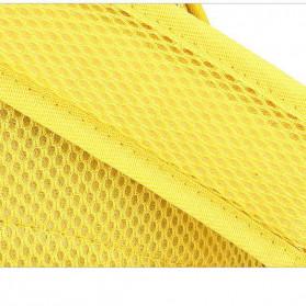 LXFZQ Tas Ransel Sekolah Anak Backpack Model Lebah - E-301 - Blue - 3
