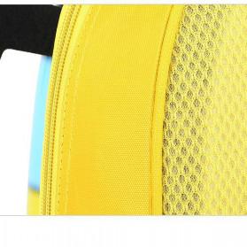 LXFZQ Tas Ransel Sekolah Anak Backpack Model Lebah - E-301 - Blue - 4