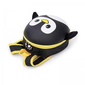 LXFZQ Tas Ransel Sekolah Anak Kartun Lucu Karakter Penguin - E-300 - Black - 5