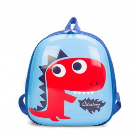 SIDNEEY Tas Ransel Sekolah Anak Kartun - UNC1245 - Blue/Red
