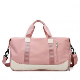 Tas Wanita - ETONWEAG Tas Selempang Tote Bag Gym Bag - YJ9968 - Pink