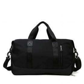ETONWEAG Tas Selempang Tote Bag Gym Bag - YJ9968 - Black