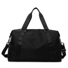 ETONWEAG Tas Selempang Tote Bag Gym Bag - YJ9969 - Black