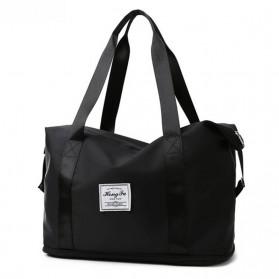ETONWEAG Tas Selempang Tote Bag Gym Bag - YJ9970 - Black