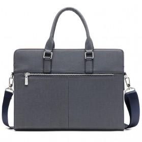 Rhodey Tas Selempang Tote Wanita Vintage Leather Shoulder Bag - HA-047-E - Black - 4