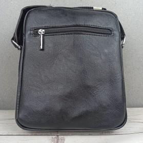 Rhodey Tas Selempang Messenger Crossbody Bag Pria - HA-085 - Black - 3