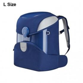 Xiaomi Mitu Kids Backpack 2 Tas Ransel Sekolah Anak Portable Size L - Blue
