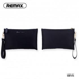 Remax Clutch Bag Fashion Unisex - 307 - Black