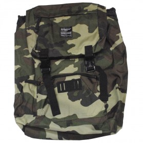 Tas Ransel Laptop / Backpack Notebook - Anello Sun Earth & U Tas Ransel Roll Top - Army Green