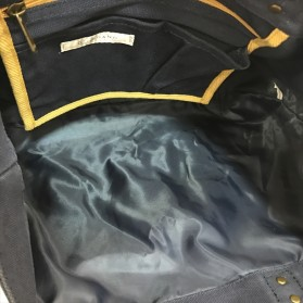 Anello Giordano Tas Selempang Pria Messenger Bag - Black - 4