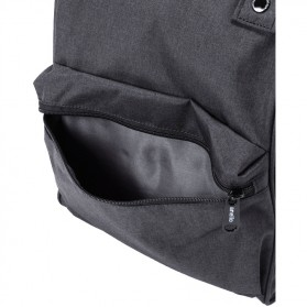 Anello Tas Ransel Kanvas Frosted - Small - Black - 7
