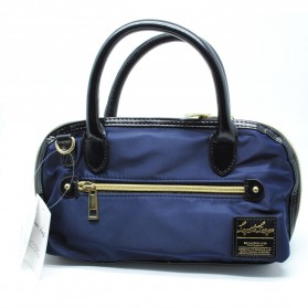 Legato Largo Tas Selempang Boston Nylon - Blue - 2