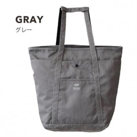 Anello Tas Ransel Tote Bag 2 Way Wanita - Gray