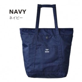Anello Tas Ransel Tote Bag 2 Way Wanita - Dark Blue