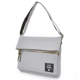 Anello Tas Selempang Folding Bag - Gray