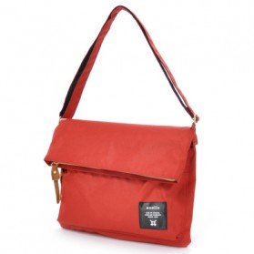 Anello Tas Selempang Folding Bag - Red