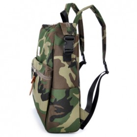 Anello Tas Ransel Selempang 2 Way - Camouflage - 2