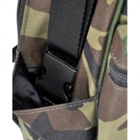 Anello Tas Ransel Selempang 2 Way - Camouflage - 5
