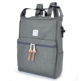 Anello Tas Ransel Selempang 2 Way - Gray