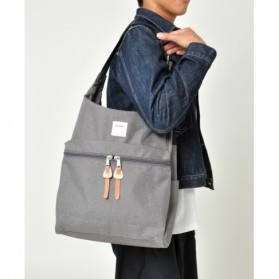 Anello Tas Ransel Selempang 2 Way - Dark Blue - 10