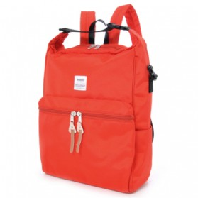 Anello Tas Ransel Selempang 2 Way - Red