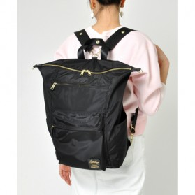 Legato Largo Tas Ransel Selempang Nylon 3 Way - Black - 9