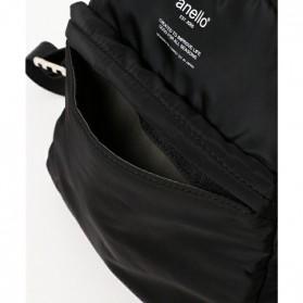 Anello Tas Selempang Light Suit Bag - Black - 3